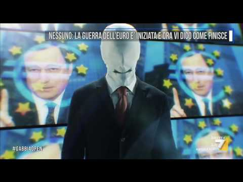 Nessuno: La guerra dell'euro è iniziata e ora vi dico come finisce