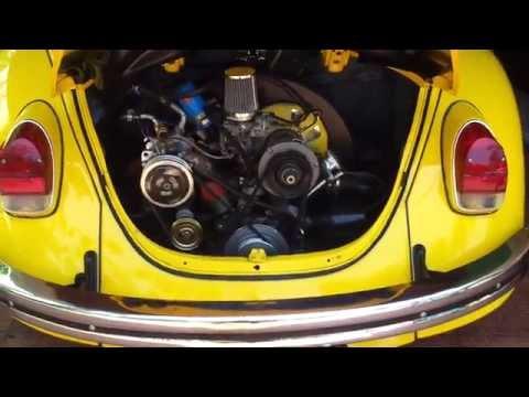 1972 VW Beetle A/C