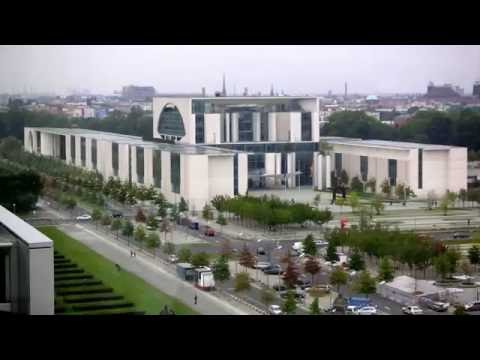 German Chancellery Building in Only 2 Minutes HD #photo