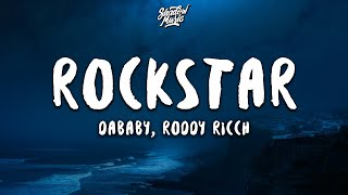 DaBaby & Roddy Ricch - Rockstar (Lyrics)