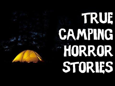 TERRIFYING TRUE Deep Woods Camping Horror Stories From Reddit!