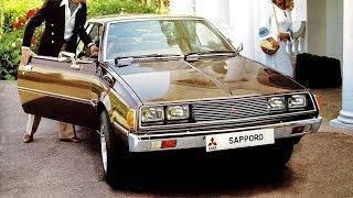 Mitsubishi Galant Lambda ( Mitsubishi Sapporo) 1977-1983.  Японское купе в Южной Америке.