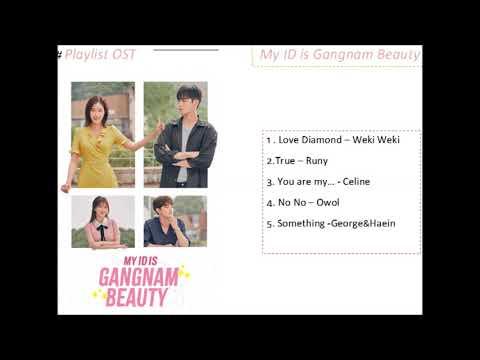 Playlist OST 1-5  My ID Is Gangnam Beauty [Album]