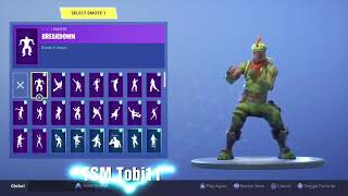 Skin Rex Dancing all the Fortnite dances, which one suits you best? - Fortnite Shop