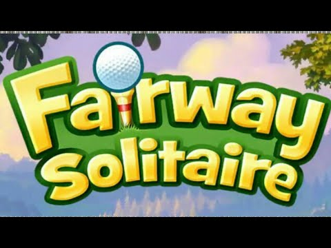 FAIRWAY SOLITAIRE By Big Fish Games Free Mobile Card Game Android / Ios Gameplay HD Youtube YT Video