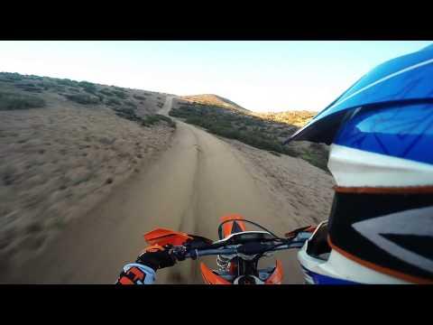 KTM EXC 250F Huasco