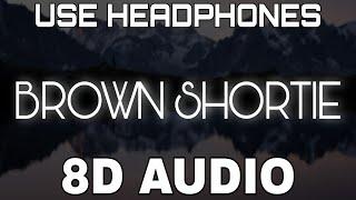 Brown Shortie [8D AUDIO] Sidhu Moose Wala Ft. Sonam Bajwa | 8D Punjabi Songs 2021