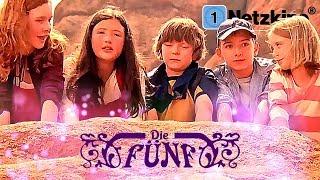 Die Fünf - Wehe, wenn Deine Wünsche sich erfüllen (Abenteuer, Kinderfilme Deutsche ganzer Film) *HD*
