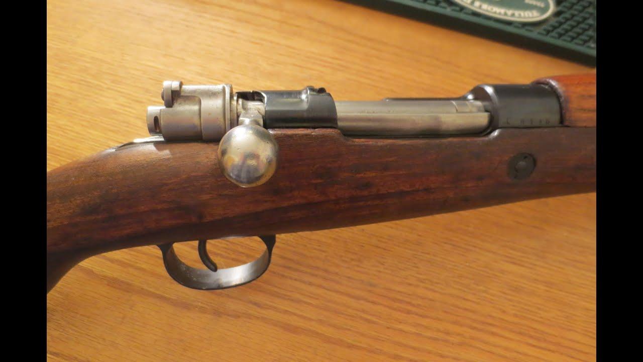 Yugo Zastava M24/47 Mauser - YouTube