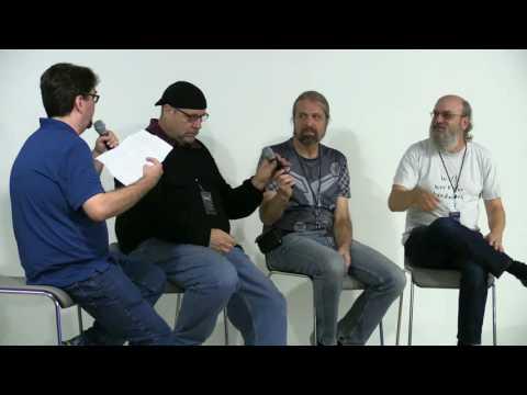 Rogue panel - Glenn Wichman, Michael Toy & Ken Arnold