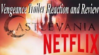 Castlevania Teaser Vengeance Netflix REACTION and REVIEW