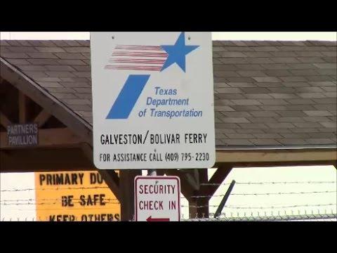 Galveston,Tx.-TxDot Ferry Operations Center= 1st Amendment Audit