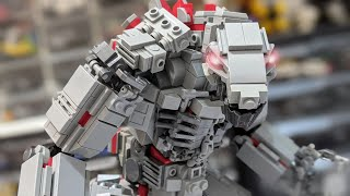 Lego Mechagodzilla 2021