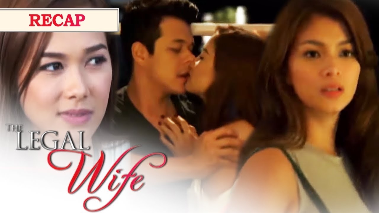 Download The beginning of Adrian and Nicole's betrayal   The Legal Wife Recap