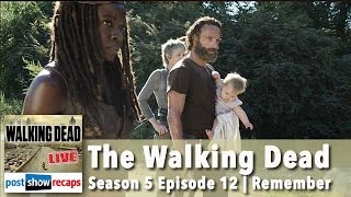 The Walking Dead Season 5 Episode 12 Review | Remember Recap | Mar 1, 2015