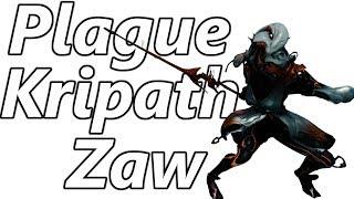 Warframe   Plague Star: The Plague Kripath