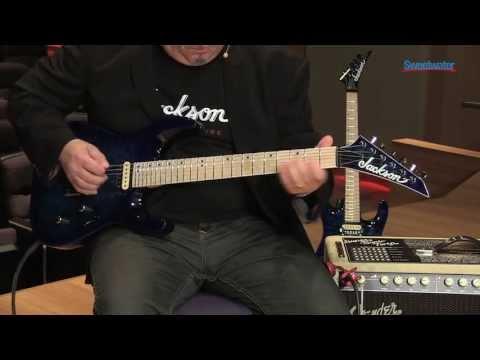 Jackson Pro Series Guitars Demo - Sweetwater Sound