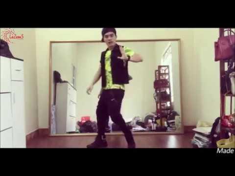 Maluma - Felices los 4 | HLV Lâm Biboy | Zumba Fitness Vietnam | Lazum3