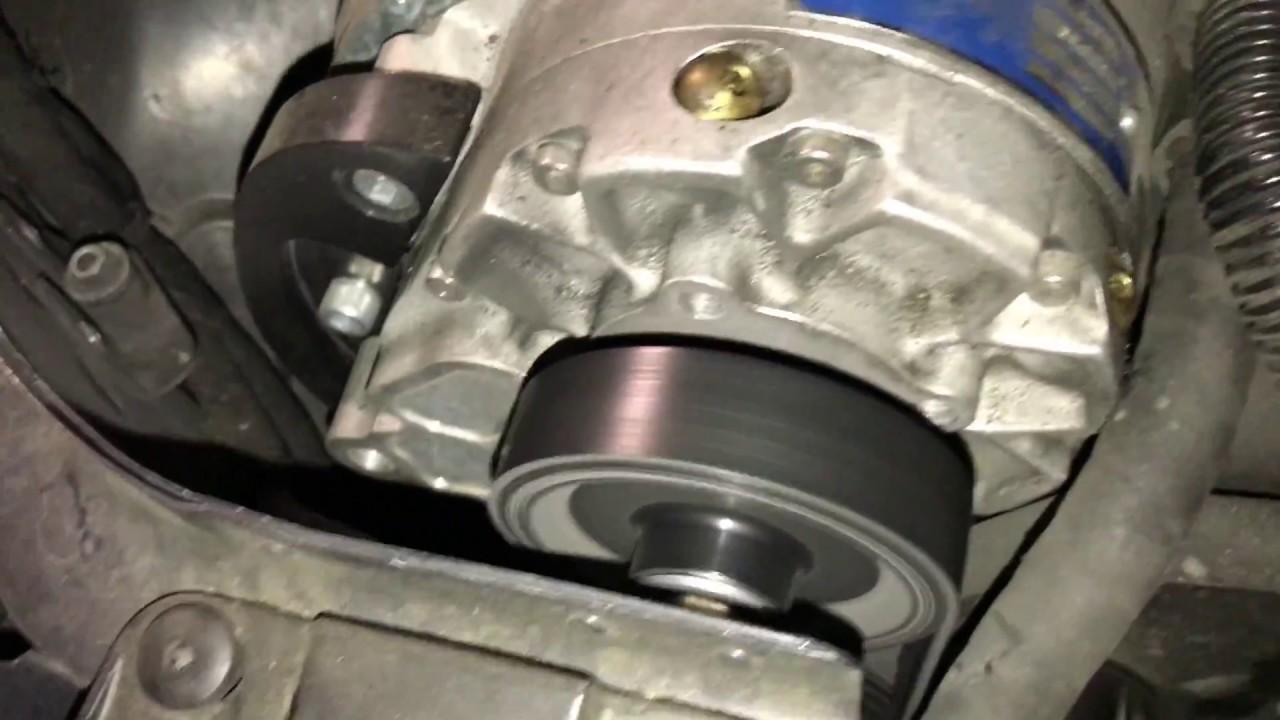 Vortech V3Si Supercharger: bad noise