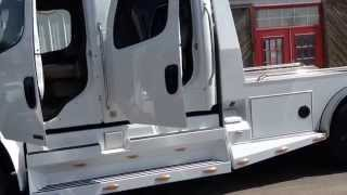 2011 sportchassis m2 freightliner crew cab truck for sale in amarillo tx