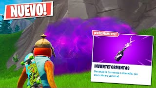 🔴 NEW STARTER PACK & NEW ITEM! **INVESTTORMENTS** Coming soon to Fortnite Battle Royale!!
