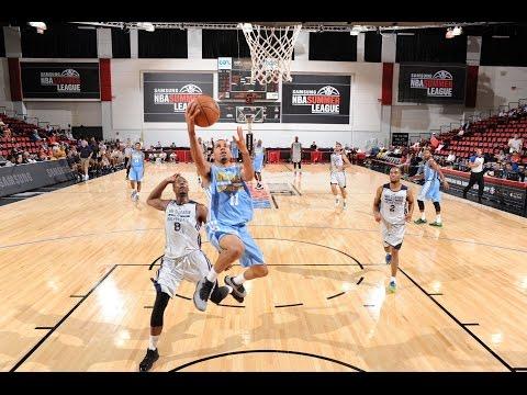Summer League: Denver Nuggets vs NBA D-League Selects
