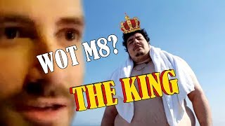 Disrupting The Peace With The KING of Greece! GreekGodx, Reckful & Andy