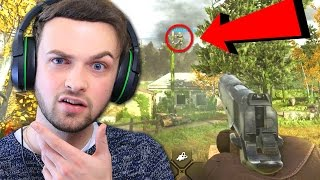 MORE CRAZY GLITCHES! (HOW DID HE GET THERE?) - Call of Duty SLASHER