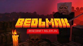 Ведьмак роулплеит в Minecraft на Хеллоуин (WutFace)
