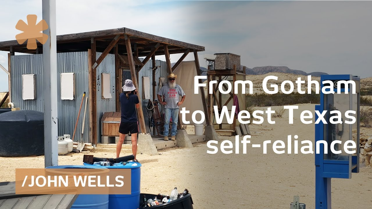 from gotham to isolated code u0026 debt free west texas estate youtube