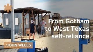 From Gotham to isolated, code & debt-free West Texas estate thumbnail