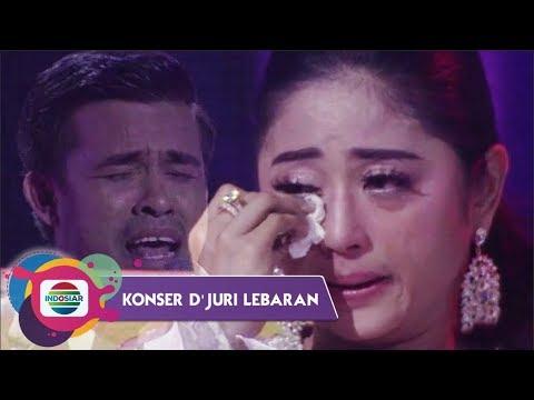 Banjir Air Mata! Lagu 'Ayah' Dari Fildan Untuk Dewi Perssik Dan Ayahanda - Konser D'juri Lebaran