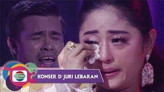 Download Banjir Air Mata! Lagu 'Ayah' dari Fildan untuk Dewi Perssik dan Ayahanda - Konser D'juri Lebaran