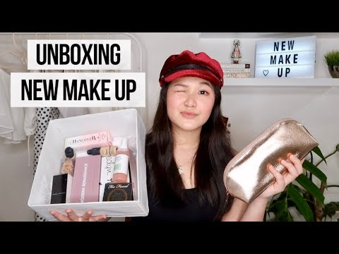 HUGE MAKEUP HAUL 2018 - The Ordinary, Morphe, Mario Badescu, Marc Jacobs, Too Faced | Philippines