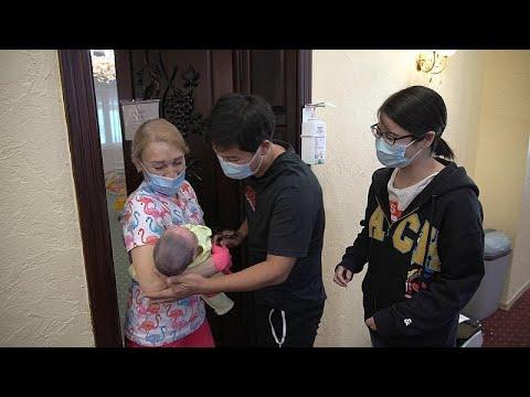 euronews (in Italiano): Un figlio ad ogni costo? Il dibattito sulla maternità surrogata torna d'attualità con il lockdown