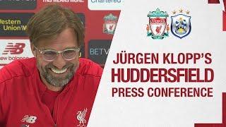 Download Video Jürgen Klopp's pre-match press conference | Huddersfield Town MP3 3GP MP4