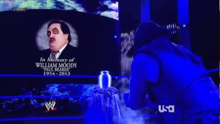 The Undertaker - In memory of William Moody (Paul Bearer)