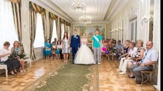 Слайд шоу: свадьба Евгения и Анны