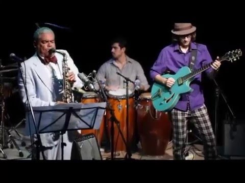 Havana/Cuba Jazz. The incredible Cesar Lopez and his band