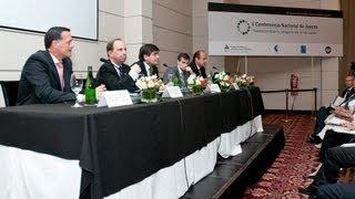 Quinta Conferencia Nacional de Jueces: Informe sobre políticas de gestión e informática