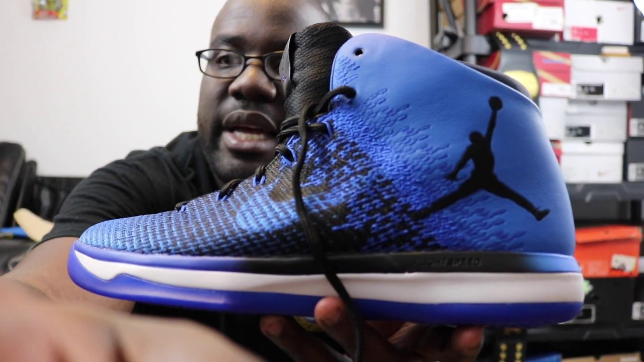 low priced bbd05 2b469 Jordan 31 Royal Review and On Feet! ⬅ 👟🥇