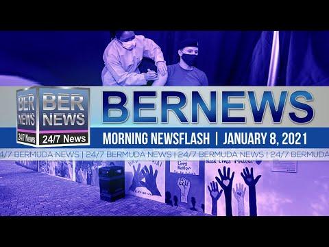 Bermuda Newsflash For Friday, Jan 8, 2021