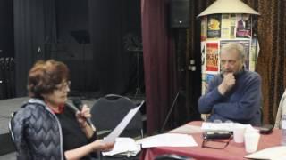 27. Марина Липес. 'Монолог голубого песца на аляскинской ферме' Е.Евтушенко