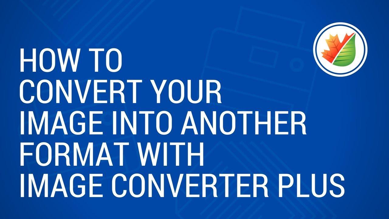 Batch convert JPG to PNG - Image Converter Plus