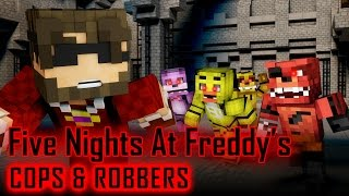 FIVE NIGHTS AT COPS N ROBBERS!