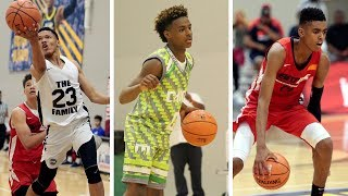 Best Plays Of Ty Rodgers, LeBron James Jr., & Emoni Bates From Jr. NBA