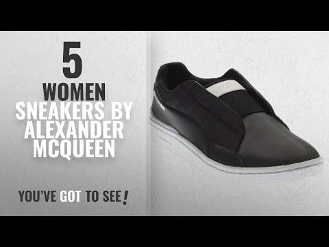Featured Alexander Mcqueen Women Sneakers [2018]: Alexander McQueen By Puma MCQ Brace Femme Lo Women
