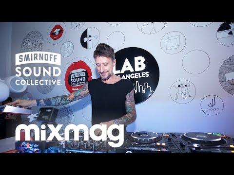 MARCO BAILEY techno set in The Lab LA