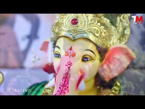 Maza Ganpati Bappa Aala (Dhol Tasha Mix) | Video Editing Mix | Unreleased Song | Dj Sumit  | #rajent