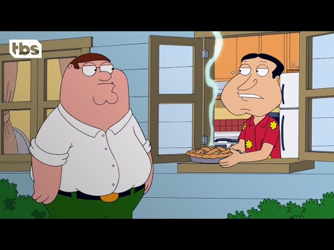 Family Guy: Pie (Clip) | TBS